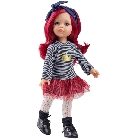 poupee-corolle Dasha cheveux rouges 32cm