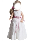 poupee-corolle Habit Emma 42cm robe communion