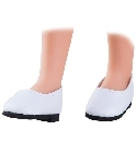 poupee-corolle Ballerines blanches poupees amigas