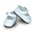 poupee-corolle Chaussures blanches Minette T.27cm