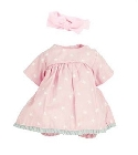 poupee-corolle Habillage calin Célia 28cm robe rose